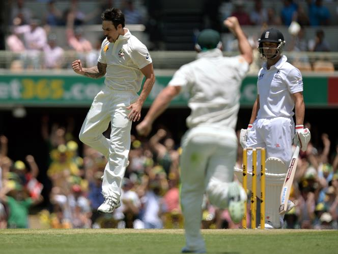 """A lot of people said it was Mitchell Johnson but it really wasn't"""
