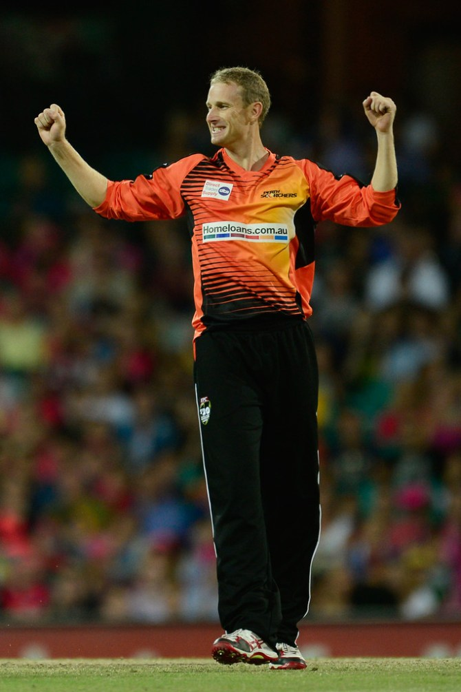 """I'm very much looking forward to leading the team in India at the Champions League and then in Big Bash League (BBL)"""