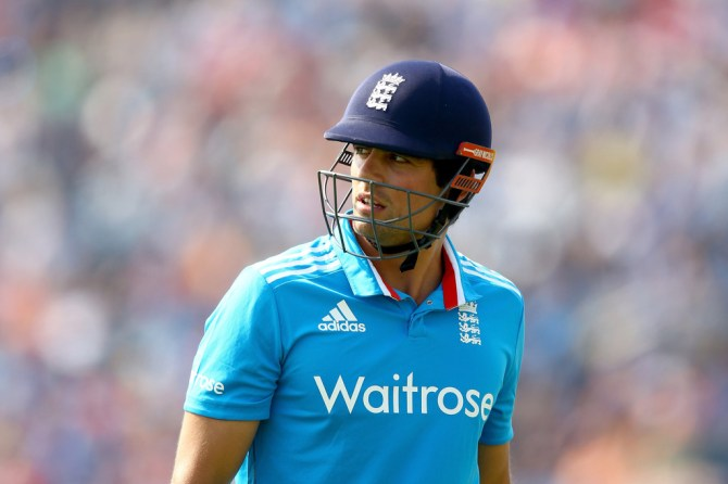 Cook will not play any cricket from now until November