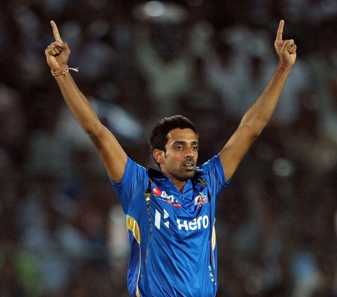 Kulkarni, who has only played one ODI, has been named as Shami's replacement