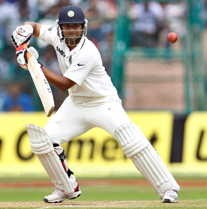 """""""It will be my endeavour really to do something that will get him back into the Indian Test team"""""""