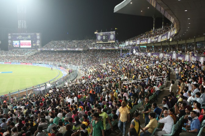 Kolkata's Eden Gardens, which is celebrating its 150th anniversary, will host one of the ODIs against Sri Lanka