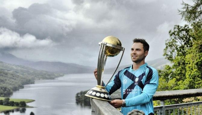 Maynard will help Scotland's batsmen get prepared for the 2015 World Cup
