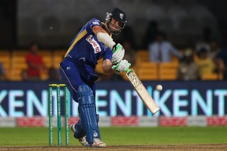 Franklin led Barbados to victory with his unbeaten knock of 33