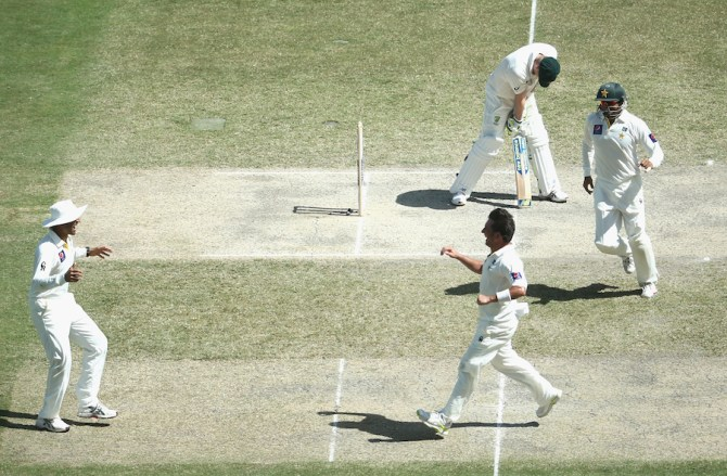 Shah finished with figures of 3-66 off 16.3 overs