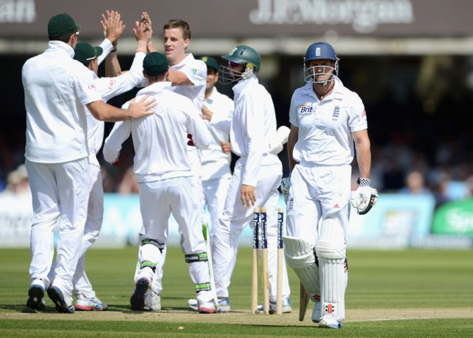 """South Africa won the Test series 2-0 when these two nations clashed in 2012"""