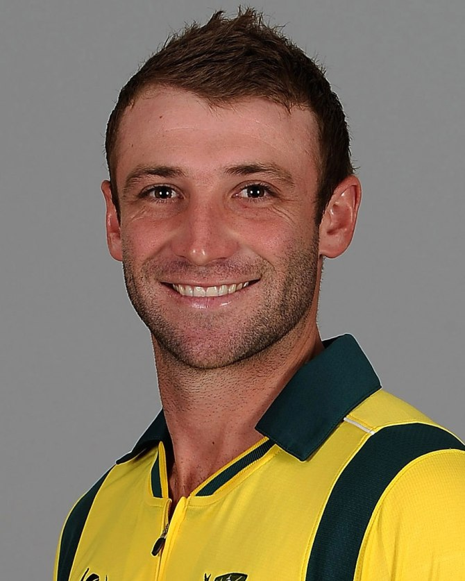 Hughes represented Australia in 26 Tests, 25 ODIs and one Twenty20 International