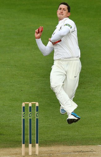 """""""It gives me great pleasure to be given the opportunity of developing and maximising the success of the existing bowling attack and the next crop of exciting young bowlers at Sussex"""""""