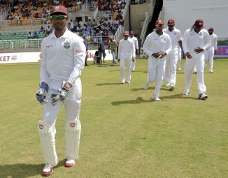 Ramdin will remain in charge of the Test team