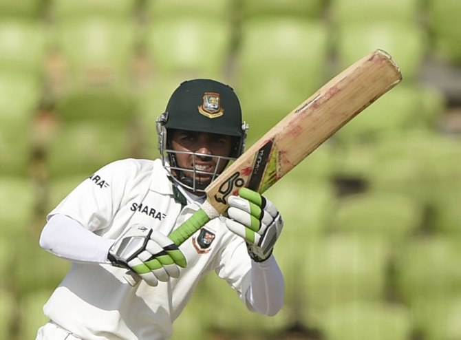 Haque became the fastest Bangladesh batsman to score 1,000 Test runs