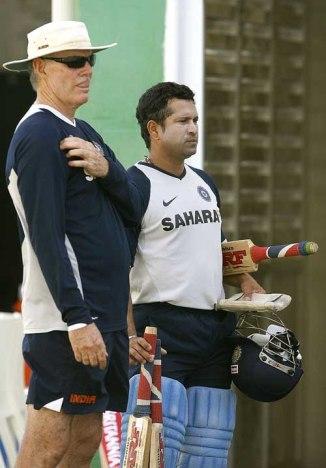 Tendulkar still cannot believe that Chappell asked him to take over the captaincy from Dravid