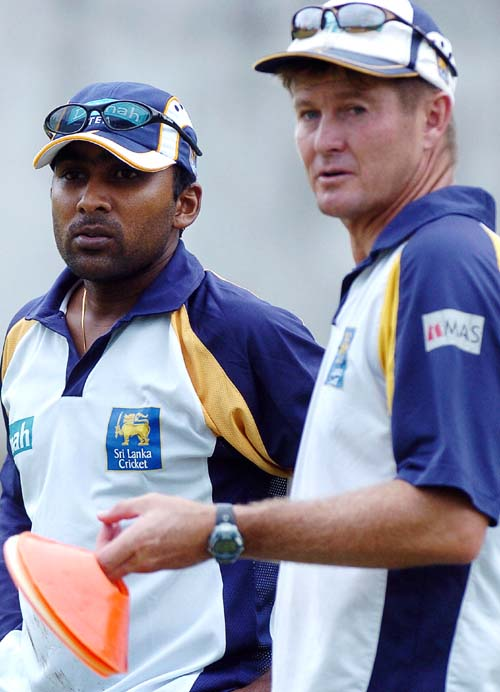 Penney was Sri Lanka's assistant coach from 2005 to 2007