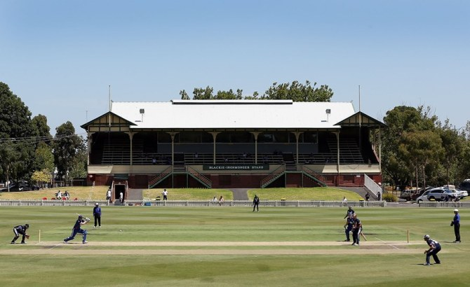 The Junction Oval should be redeveloped prior to the start of the 2016-17 domestic season