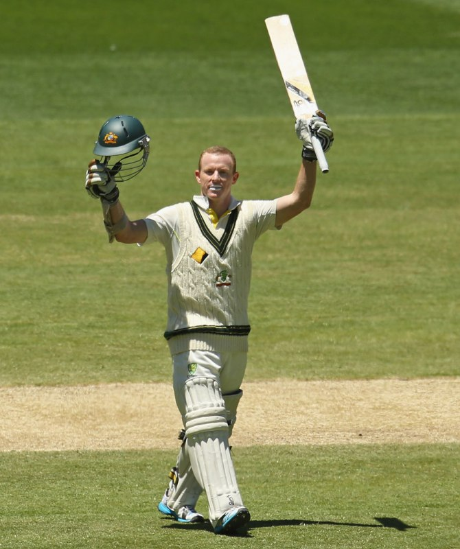"""""""A hundred in a Boxing Day Test, as it was last year, would be as good as it gets"""""""