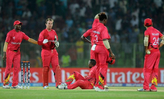 Zimbabwe have struggled both on and off the field
