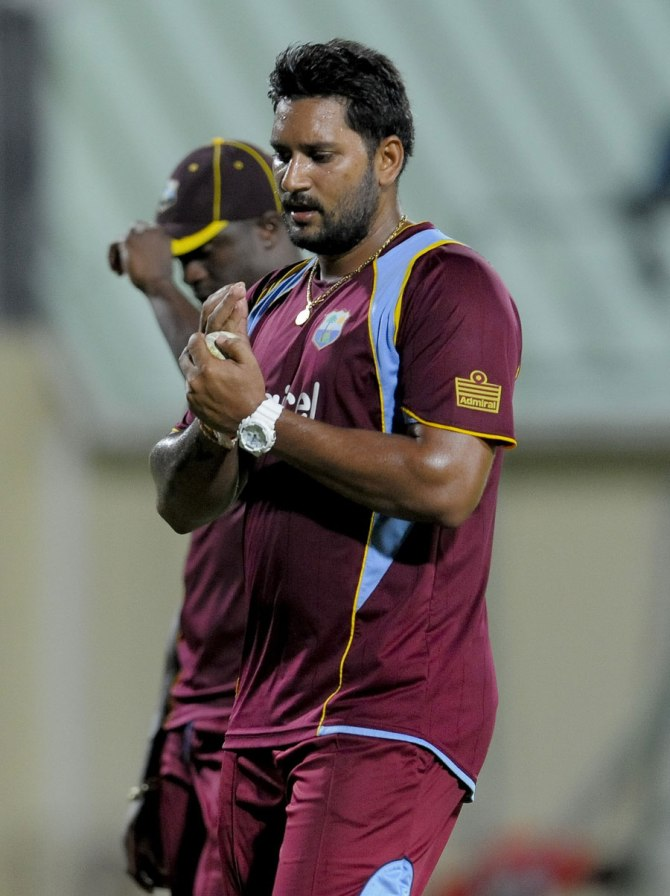 Rampaul will not take part in the 2015 World Cup