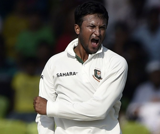 Hassan was impressed with Al Hasan's leadership during the recent Test series against Zimbabwe