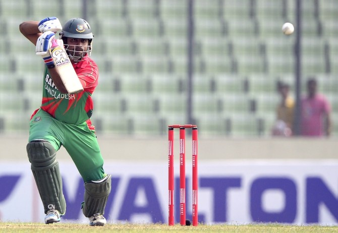 """""""Dr Young is confident that Tamim will be able to return to cricket practice in two-to-three weeks following his rehab, which will begin immediately"""""""