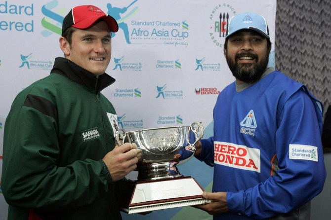 The 2005 Afro-Asia Cup was the only profitable event the ACA hosted