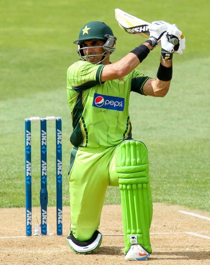 Ul-Haq scored a valiant 58