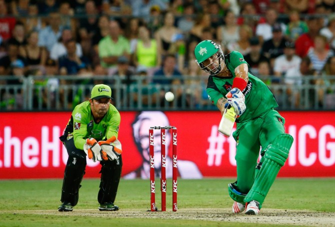Pietersen smashed 10 boundaries and a six during his match-winning knock of 67