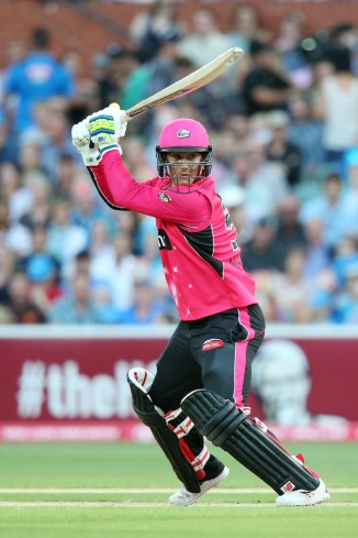 Maddinson hammered seven boundaries and five sixes during his knock of 85