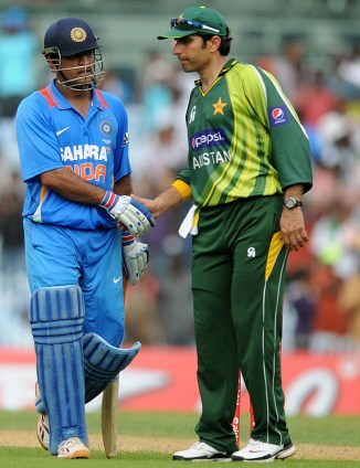 The highly-anticipated match between India and Pakistan will be broadcast live on Doordarshan