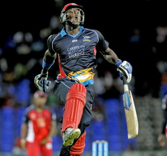 Brathwaite is one of four players to be retained by the new St Kitts and Nevis franchise