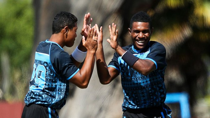 """""""This is the first time a team from Fiji cricket has made a World Cup so I am very proud of that achievement and my players"""""""
