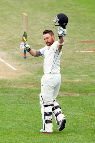 McCullum is one of nine New Zealand players taking part in the IPL