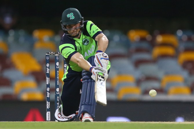 Wilson was named Man of the Match for his vital knock of 80