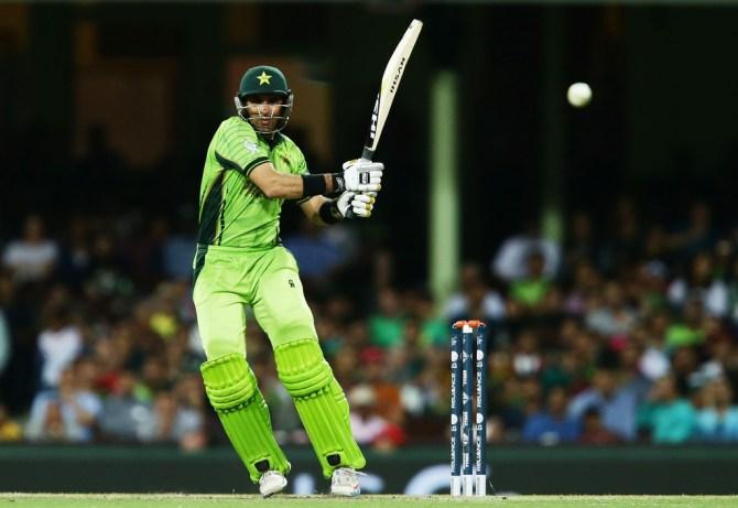 Ul-Haq was Pakistan's top-scorer with 76 runs