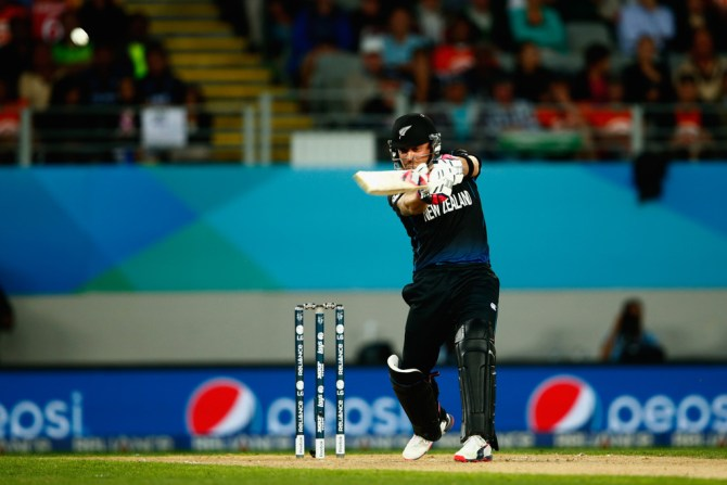 McCullum got New Zealand off to a strong start
