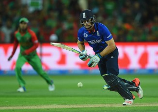 Buttler made a gutsy 65