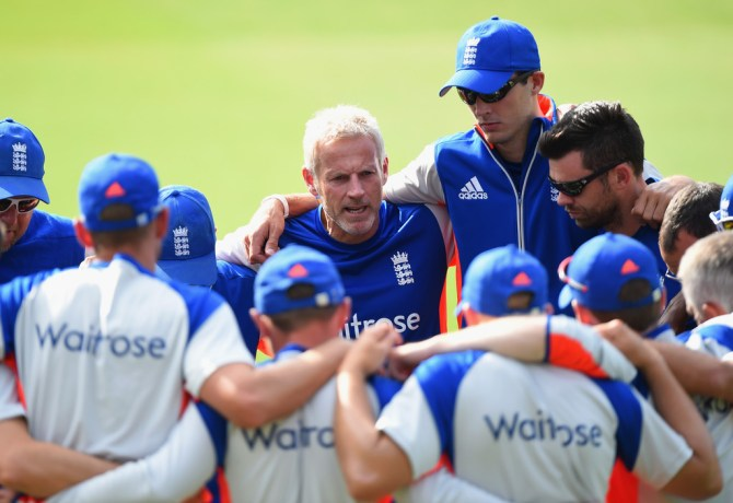 """You have to look at the coaching. Otherwise, where do England go from here?"""