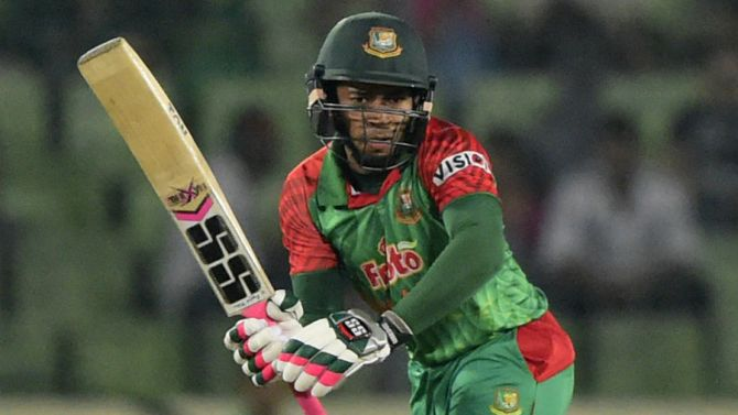 Rahim hit eight boundaries and a six during his knock of 65