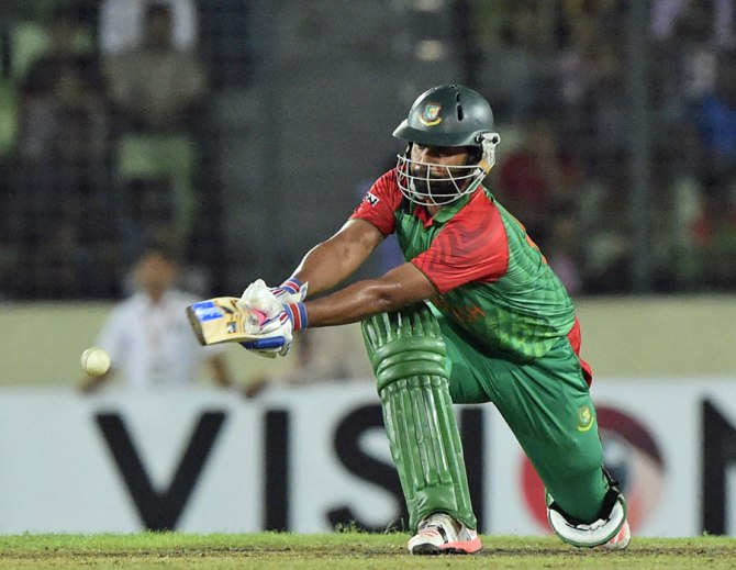 Iqbal's superb form with the bat continued