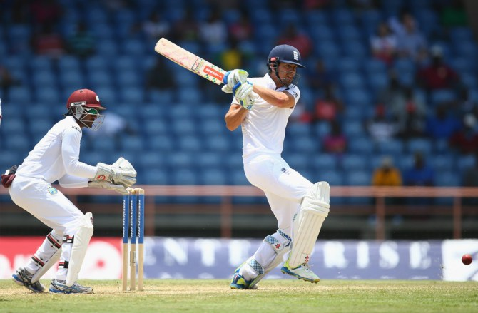 Cook finally regained some form with the bat