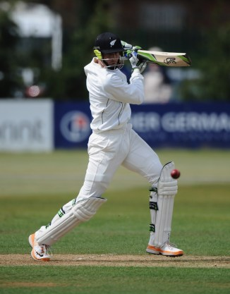 Guptill's last Test match for New Zealand came against England in May 2013