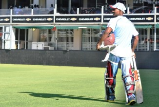 Chanderpaul has scored 11,867 Test runs, which includes 30 centuries and 66 half-centuries