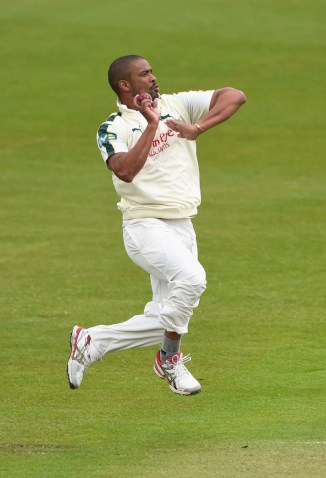 Philander picked up 16 wickets at an average of 24 in five County Championship matches