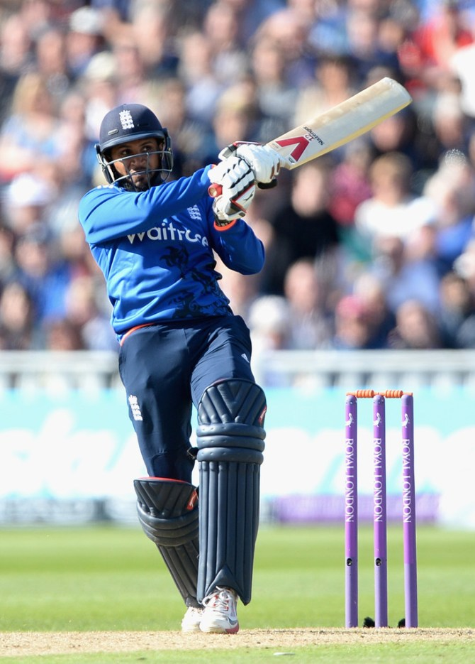 Rashid made a career-best 69