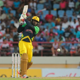 Gayle smoked six boundaries and nine sixes during his unbeaten knock of 90