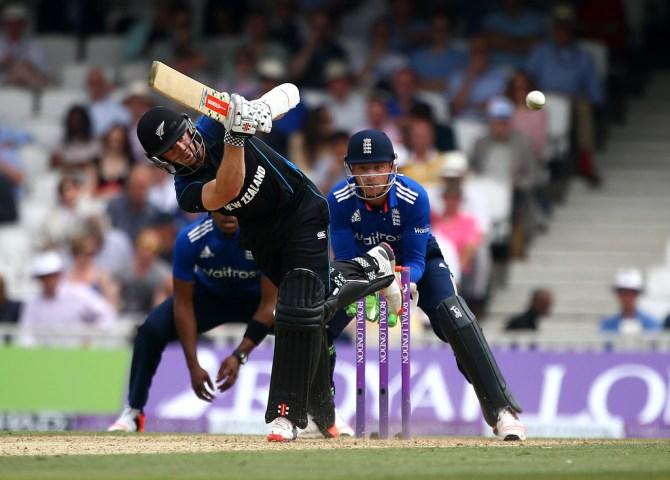 Williamson fell seven runs short of his seventh ODI century