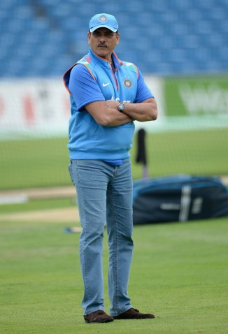 Shastri will not be with India when they tour Zimbabwe