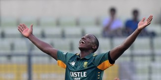 Rabada finished with figures of 6-16 off eight overs