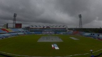 The weather had the last laugh in Chittagong