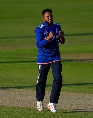 Rashid is likely to make his Test debut during the first Ashes Test