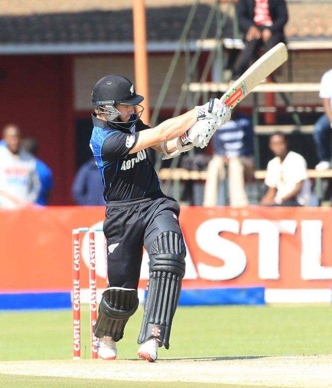Williamson fell three agonising runs short of his eighth ODI century