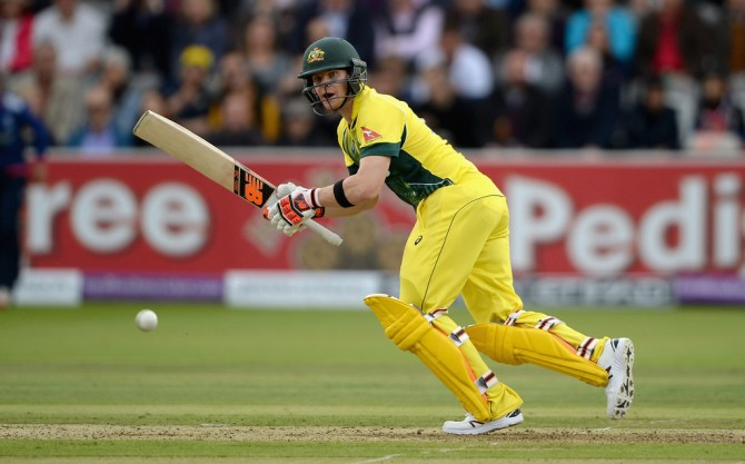 Smith's superb form with the bat continued
